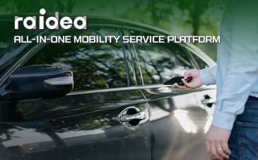 Humax to supply RAiDEA mobility service platform to leading car rental company in the Middle East
